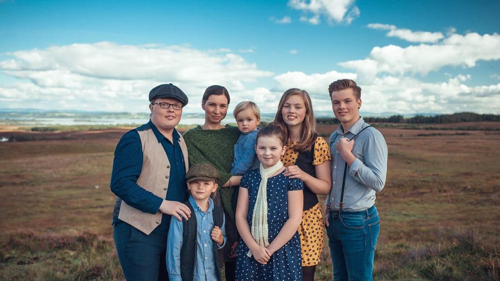 Angelo Kelly Family Irish Summer Fantastival Dinslaken
